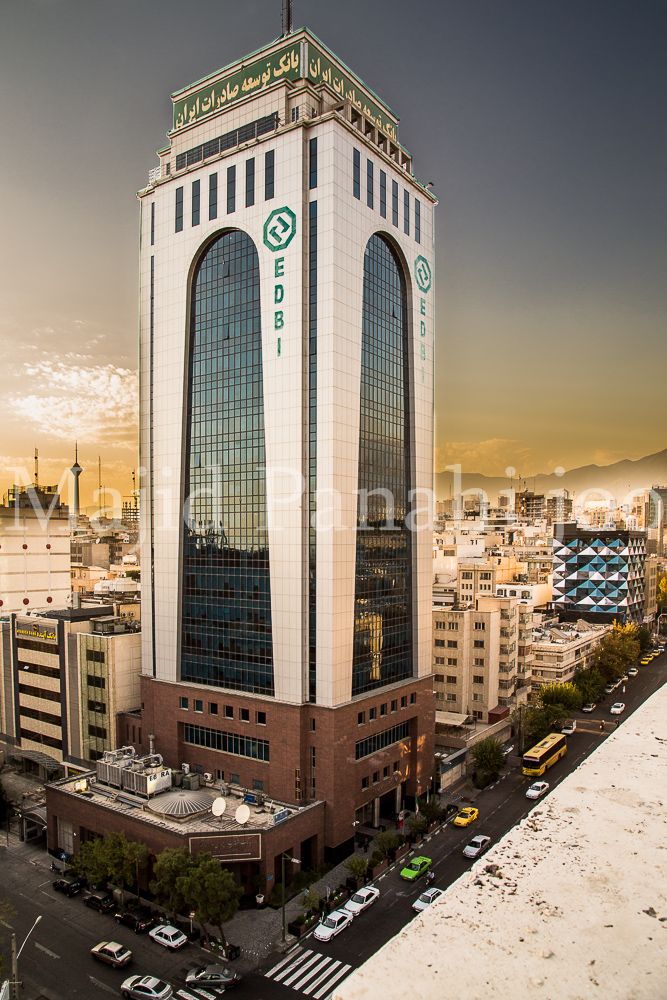 Office building Tehran