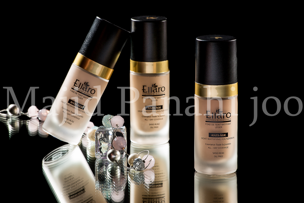 Ellaro foundation cream