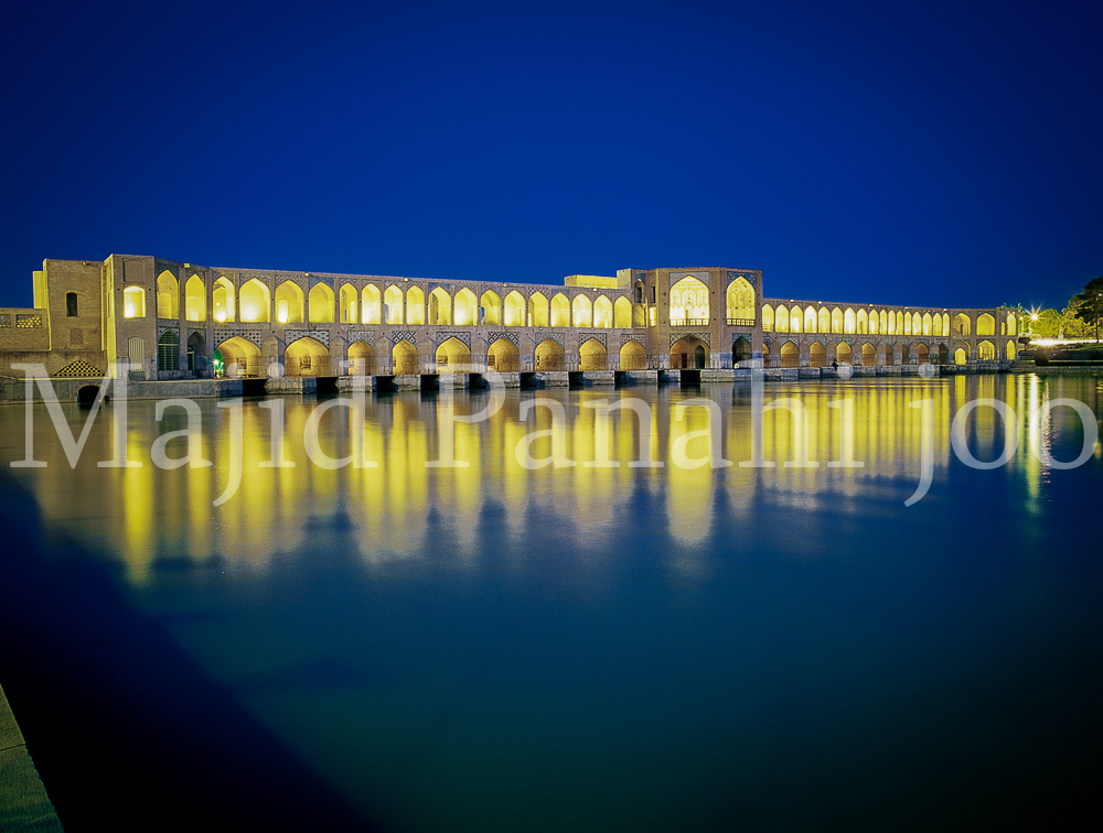 Khaju bridge Isfahan